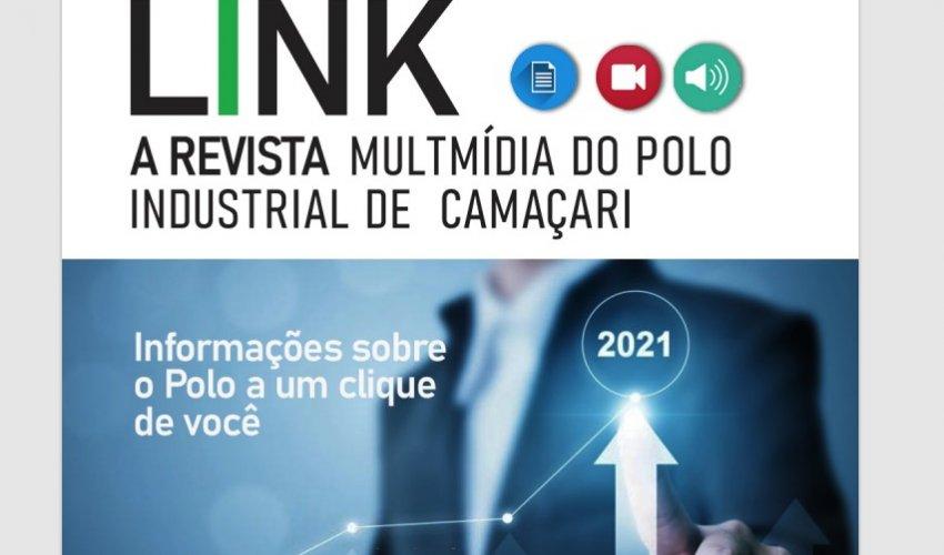[REVISTA LINK: CONFIRA NOVIDADES DAS EMPRESAS DO POLO INDUSTRIAL DE CAMAÇARI]