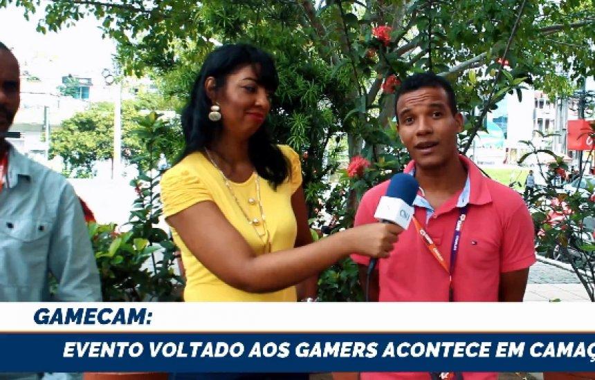 [Gamecam: Saiba tudo sobre o evento de gamers de Camaçari]