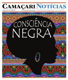 [Edição 197 do jornal impresso Camaçari Notícias é dedicada à Consciência Negra]