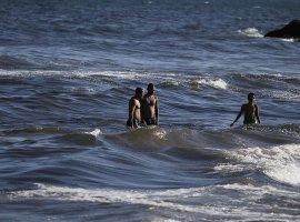 [Confira as praias impróprias neste fim de semana em Salvador]