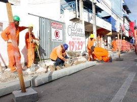 [Volume de obras de infraestrutura será o dobro do que já foi feito em Camaçari]