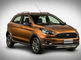 [Ford apresenta o Ka FreeStyle, novo utilitário compacto global da marca]