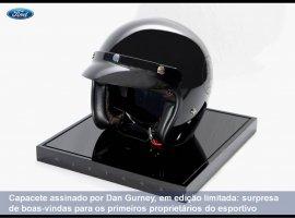 [Ford reverencia lendário piloto da fórmula 1 na pré-venda do Mustang no Brasil]