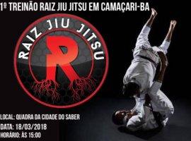 [Treinão de Jiu-Jitsu acontece neste domingo na Cidade do Saber]