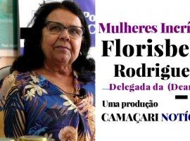 Mulheres Incríveis apresenta o trabalho da delegada