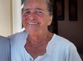 [Nota de Pesar: família e amigos lamentam a morte de Maria Rodrigues]