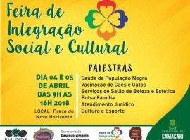 [Bairro Novo Horizonte recebe a Feira de Integração Social e Cultural]