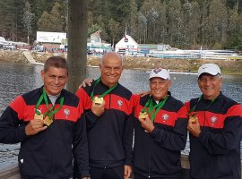 [Atletas baianos conquistam oito medalhas no Campeonato Sulamericano]