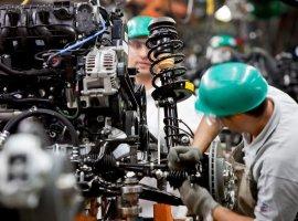 [Produção industrial baiana cresceu 0,9% em fevereiro]