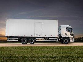 [Ford caminhões lança o cargo Power 2431 6x2]