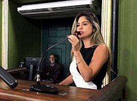 [Ladrões invadem e roubam gabinete da vereadora Marcelle Moraes (PV)]