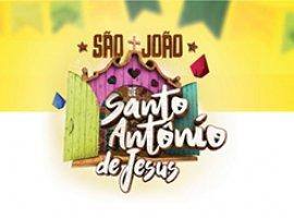 [Atrações nacionais e locais animam o São João de Santo Antonio de Jesus]