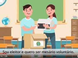 [Ser mesário voluntário pode valer como critério de desempate em concurso público]
