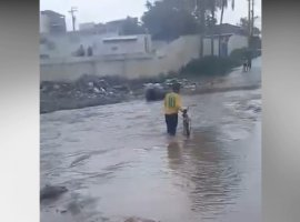 [Vídeo: morador do Parque Verde II pede socorro a Elinaldo]