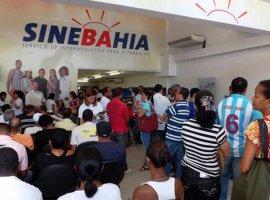 [SineBahia abre vagas de emprego para Salvador e outros sete municípios]
