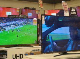 [Greve derruba venda de TVs para a Copa]