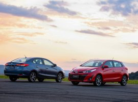 [Atualize-se sobre carros: Toyota lança o Yaris entre o Etios e o Corolla]