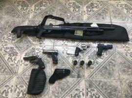 [COE surpreende soldado PM que vendia armas irregularmente]