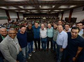 [José Ronaldo prestigia Encontro Estadual do PSC]
