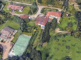 [Confira foto da nova mansão de Cristiano Ronaldo na Itália]