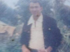 [Família procura José Vieira de Matos de 70 ou 75 anos. Ele veio do Sergipe]