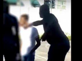 [Diretor filmado ao dar soco em aluno dentro de escola é exonerado do cargo]