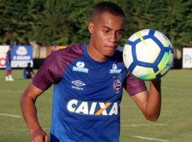 [Lateral esquerdo, Paulinho é novo reforço para o Bahia nesta temporada]