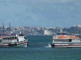 [8 embarcações operam na travessia Salvador-Mar Grande; Saídas são a cada 30 min]