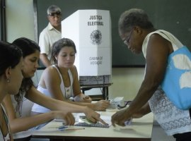 [Mesários das eleições de outubro serão convocados até quarta-feira]