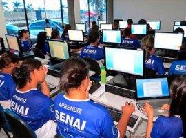 [Senai abre 950 vagas para cursos gratuitos em 16 cidades]