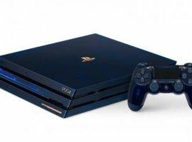 [Sony lança PS4 Pro transparente para comemorar 500 milhões de consoles vendidos]
