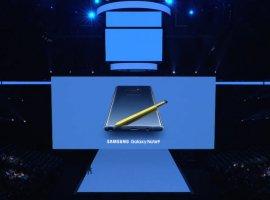 [Galaxy Note 9 tem bateria melhor, 512 GB de armazenamento e custa até US$ 1.250]
