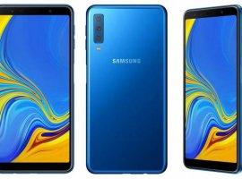 [Samsung revela novo Galaxy A7 com câmera tripla]