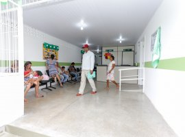 [Unidade de Saúde da Família do Parque Verde I é inaugurada]
