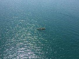 [Barco com pescadores fica à deriva na Baía de Todos-os-Santos]