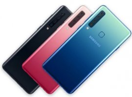 [Samsung anuncia Galaxy A9 com quatro câmeras traseiras]