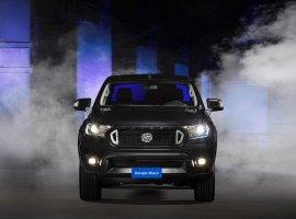 [Ford apresenta a Ranger Black Edition Concept]