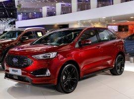 [Ford apresenta o Edge ST, o EcoSport sem estepe e o Territory no Salão]