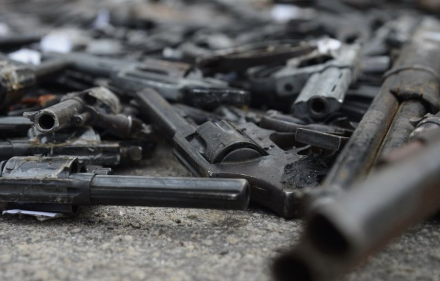 [Governo prepara MP para anistiar armas irregulares]