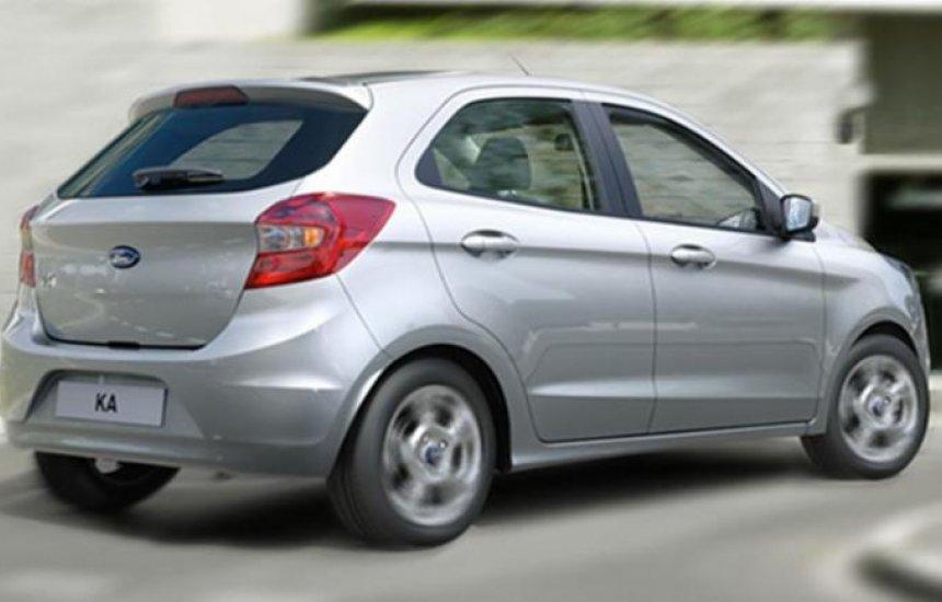 [Ford eleva preços do Ka pela segunda vez em três meses]