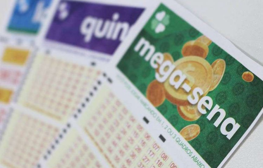[Mega-Sena e outras seis loterias acumuladas no final de semana]