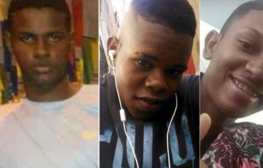 [4 homens morrem em confronto com a polícia na Estrada das Barreiras]