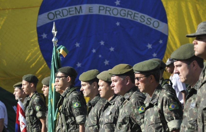 Defesa afirma que militares não têm Previdência