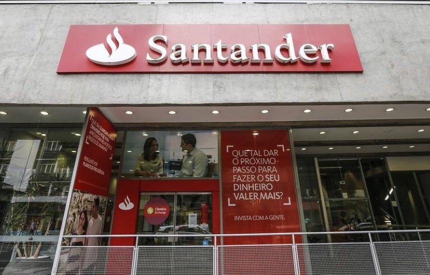 Santander abre 1,1 mil vagas de estágio em unidades de todo o país