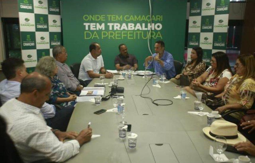 [Prefeitura define ações emergenciais para proteção das Dunas de Jauá]