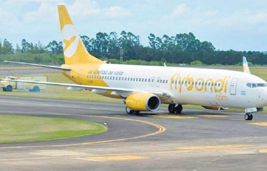 [Empresa aérea argentina de baixo custo poderá operar no Brasil]