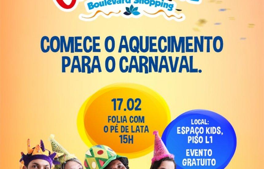 Boulevard Shopping Camaçari promove bailinho infantil gratuito neste domingo