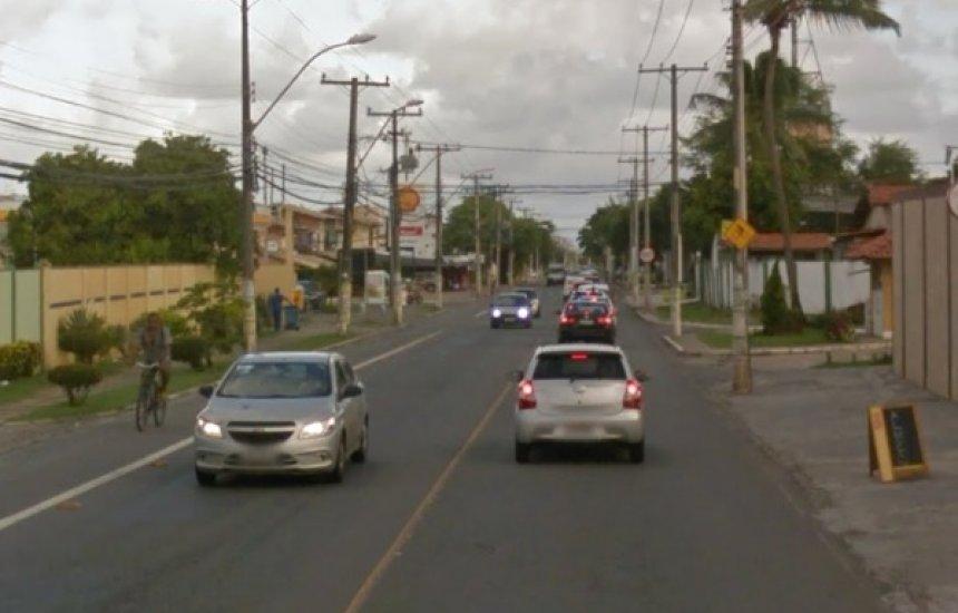 [Mais de 12 mil motoristas foram multados por dirigir sem cinto]