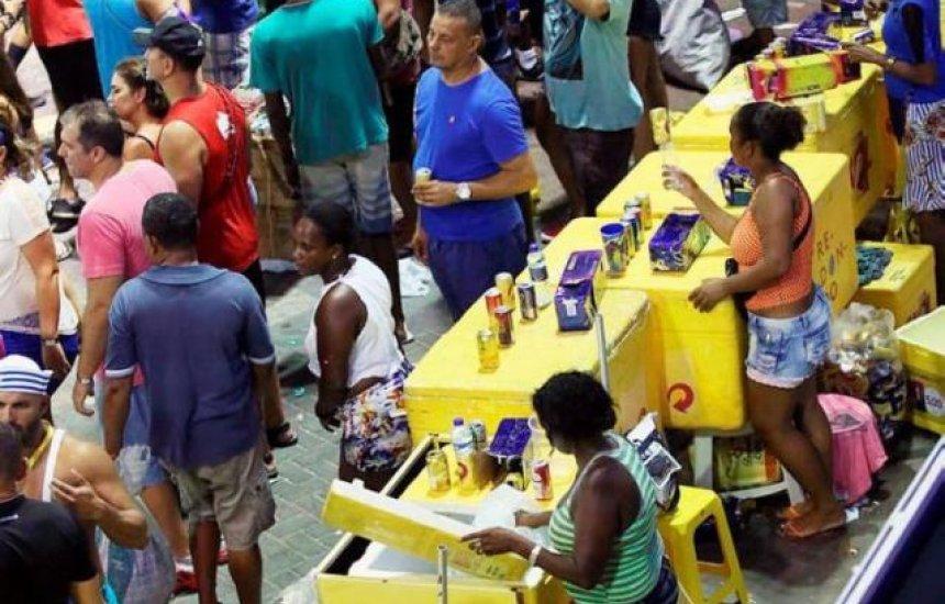 [Cadastramento de ambulantes para o Carnaval começa nesta segunda]