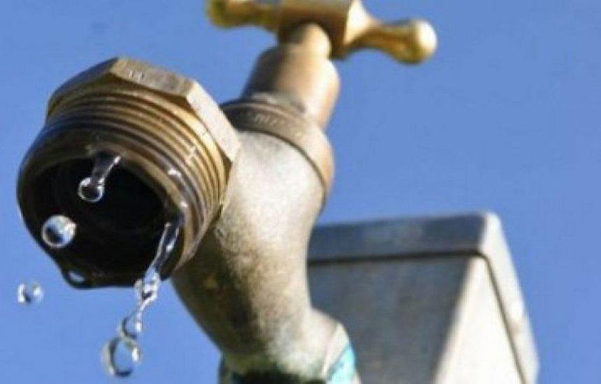 Fornecimento de água para o distrito de Parafuso será suspenso nesta quarta (20)